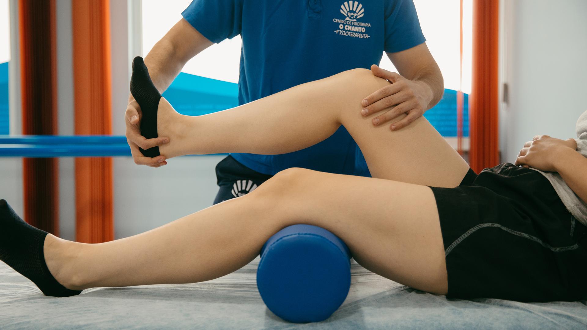 Contra la ciática, fisioterapia de inmediato